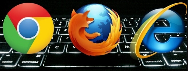 browser shortcuts for chrome firefox safari