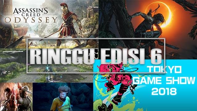 Dari Shadow of the Tomb Raider, Sampai Line Up TGS 2018 – Ringgu Edisi 6