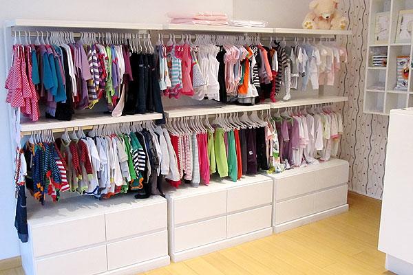 Perfumes textiles de bebé