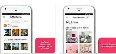 Aplikasi Desain Rumah Terbaik - iDecorama Home Interior Design