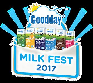 Goodday Milk Fest Malaysia 2017 Promo