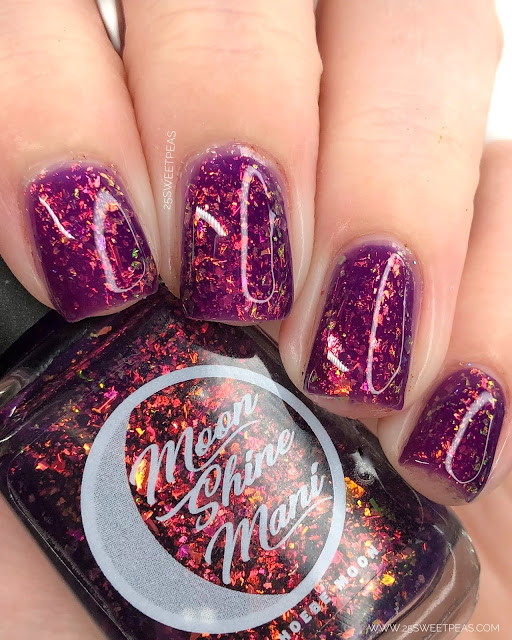 Moon Shine Mani A Choice of Allies