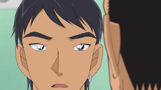 Hellominju.com : 名探偵コナン アニメ 第990話『オートマティック悲劇(前編)』感想 |  Detective Conan Ep.990 | Hello Anime !