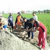 Masyarakat Menyerbu Lokasi TMMD Ke- 105 di Kodim 1404/Pinrang