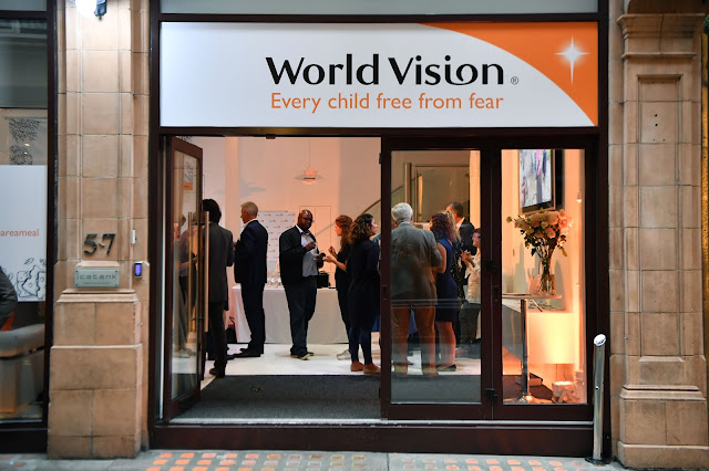 World Vision Share a Meal Launch event in London