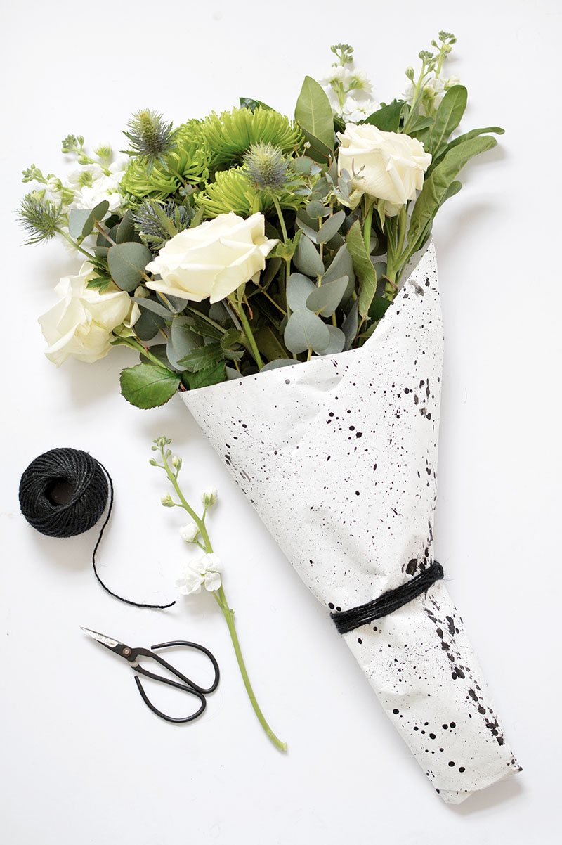 4 Ways To Wrap A Flower Bouquet Burkatron