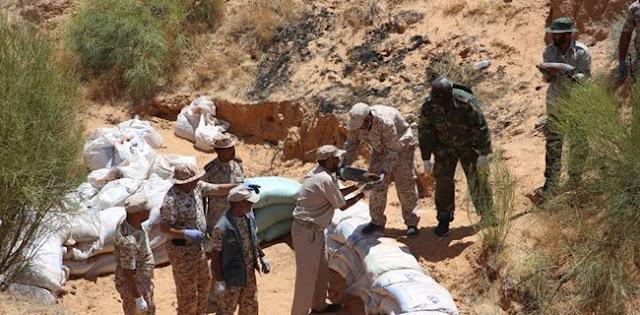 AS Tunjukkan Bukti Rusia Sedang Bangun Kekuatan Di Libya
