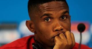 Footballer Samuel Eto'o faces tax fraud