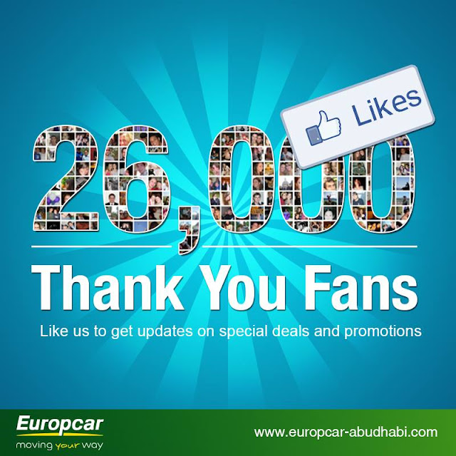 Thank you Fans for 26000 likes