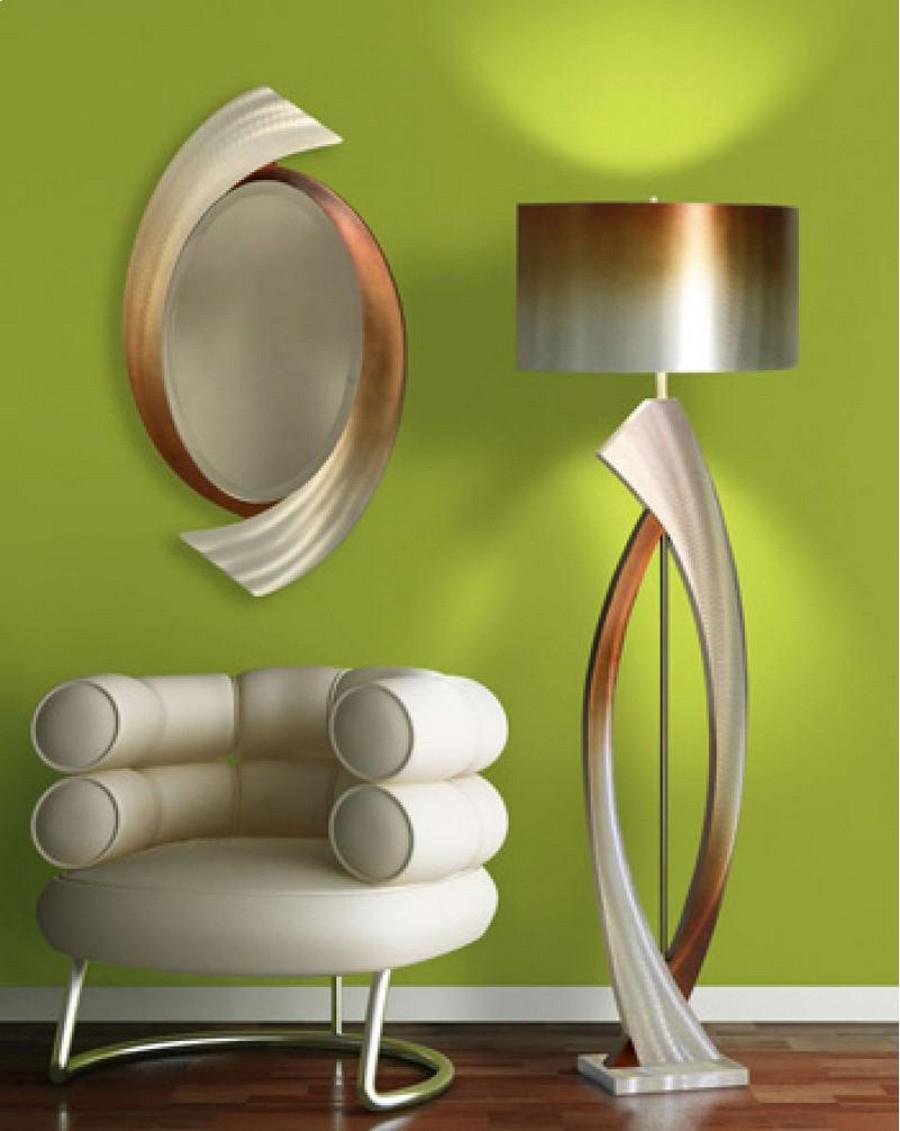 Myhouseplanshop 18 Ultra Modern Floor Lamp For