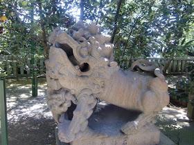 児玉神社狛犬