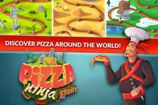 Pizza Ninja Story v1.0.16 Mod Apk