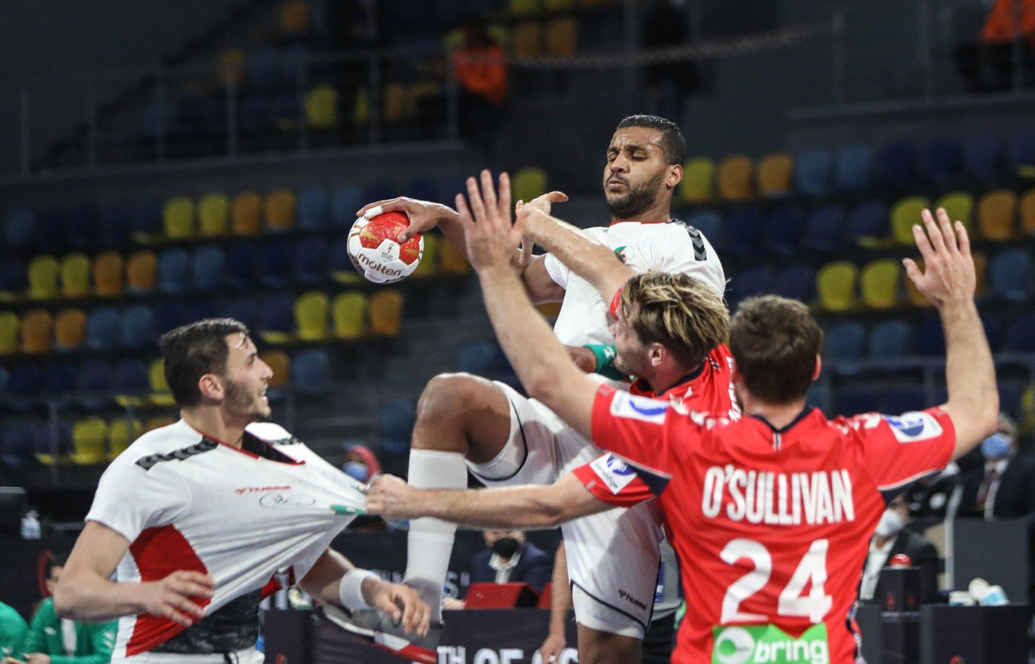 بطولة العالم لكرة اليد: المنتخب الجزائري ينهزم أمام النرويج (23-36)