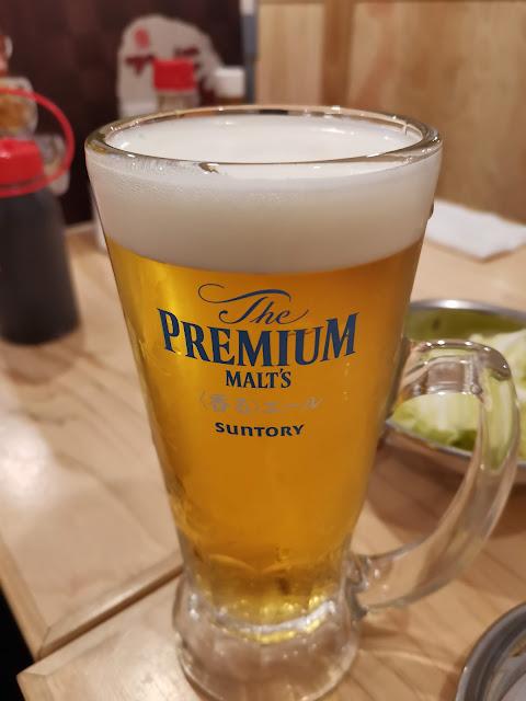 ビール 串カツ田中 浜町店に行ってきました!