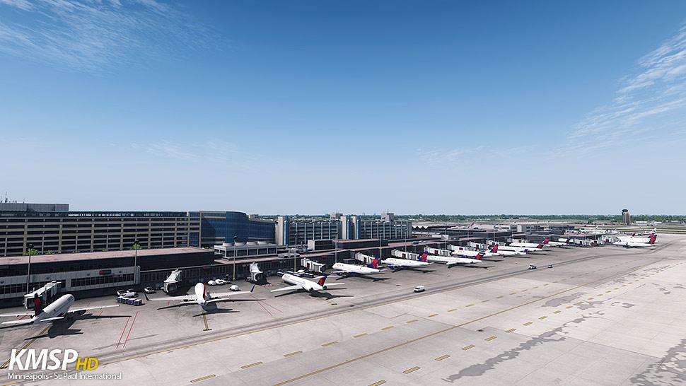 P3D/P3Dv4] FlightBeam Minneapolis v1 01 - Master Addons