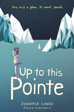 Up to This Pointe book cover