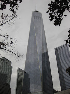 Freedom Tower, One World Trade Center, New York, New York