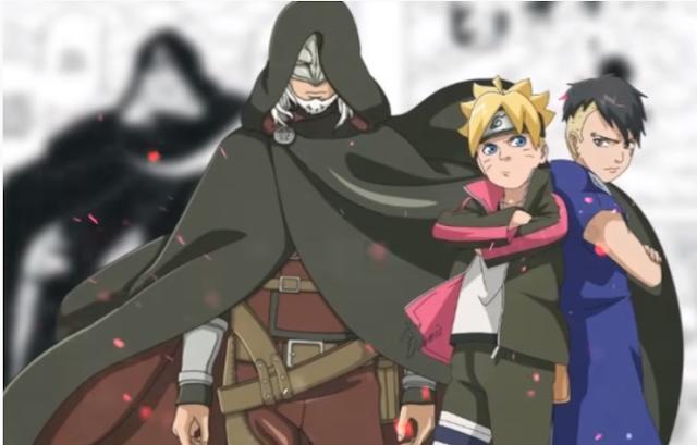 Spoiler Anime Boruto Episode 136-137-138