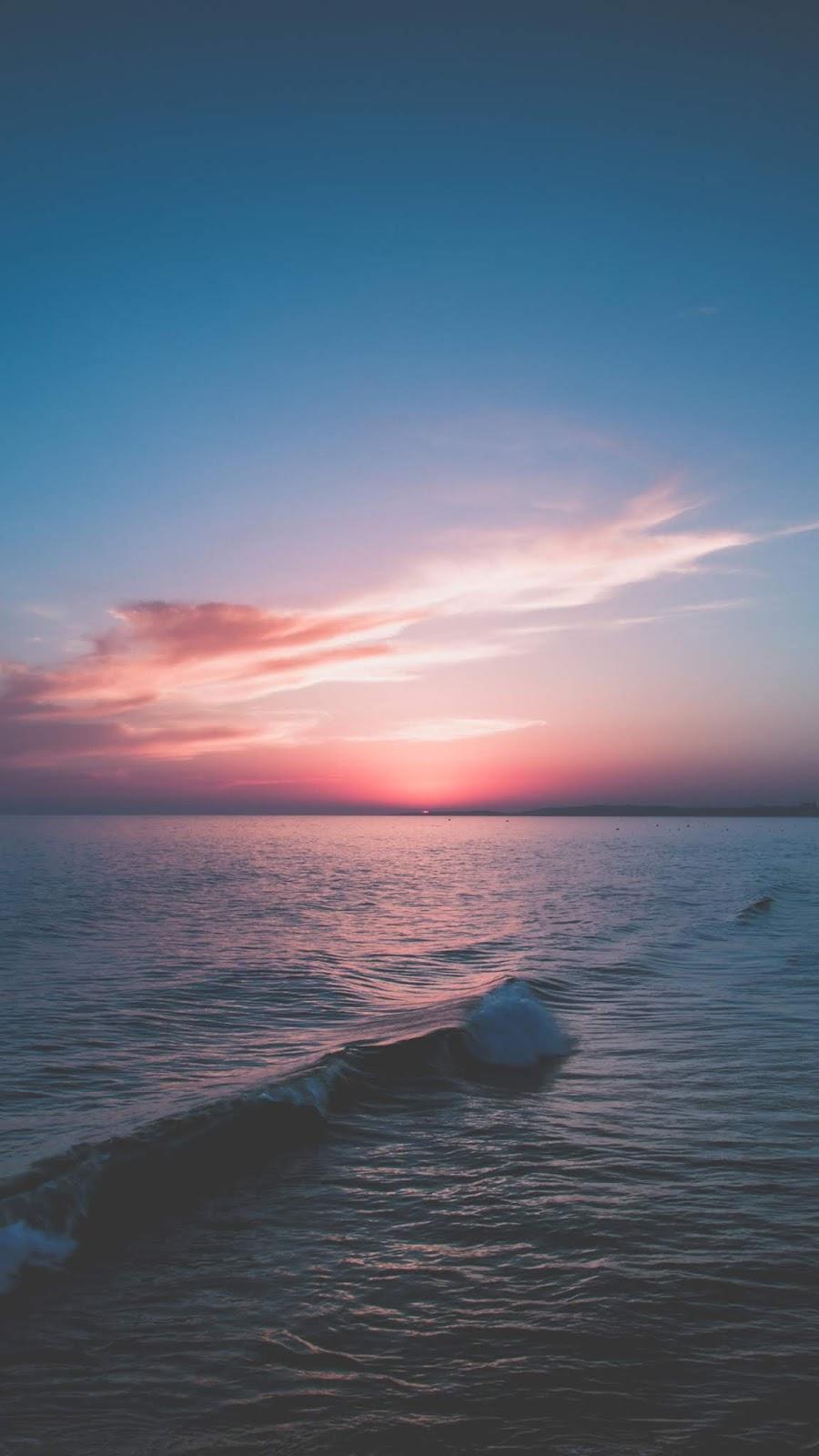 sunset wallpaper mobile