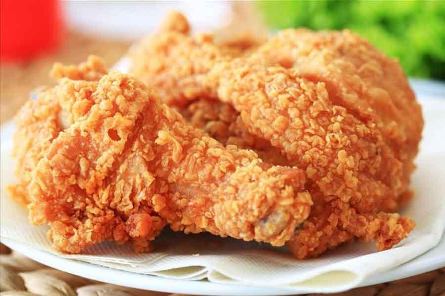 Resep Makanan Ayam Goreng Tepung Kedelai
