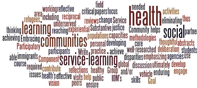 Dr Inuka Midha's Course Blog_Community Engaged Learning ...