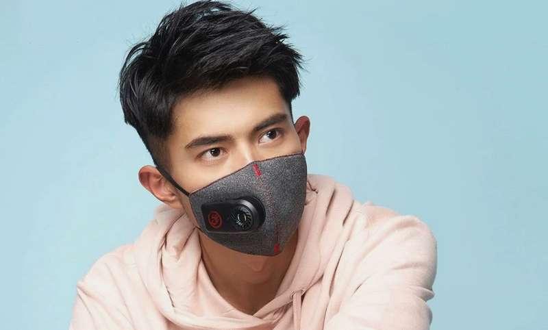 Masker Xiaomi Purely Anti Polusi (cafago.com)