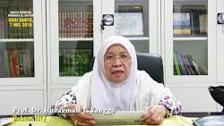 Tokoh Muslimah Prof. Hj. Huzaemah Tahido Yanggo Meninggal Dunia