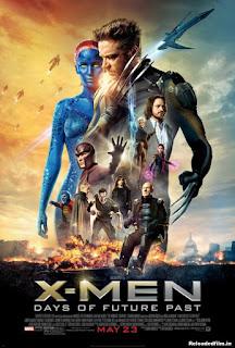 X-Men: Days of Future Past 2014 Movie BluRay Dual Audio Hindi Eng 480p  720p  1080p