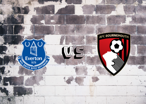 Everton vs AFC Bournemouth  Resumen