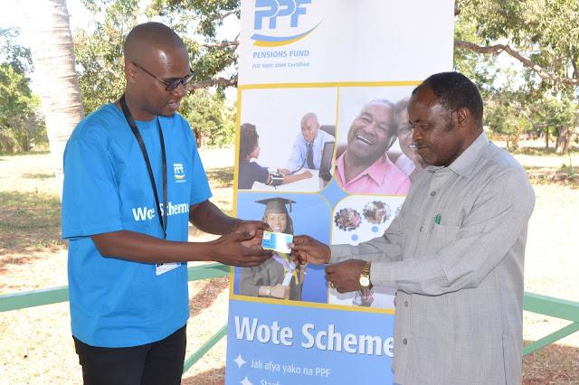 PPF Kadi ya Wote Scheme