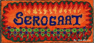 Serogaat - South Africa. Rockers and The Bands - Terimakasih Thank you