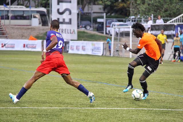 Cibao FC iguala 1-1 con Atlético Vega Real y conserva el liderato de la LDF