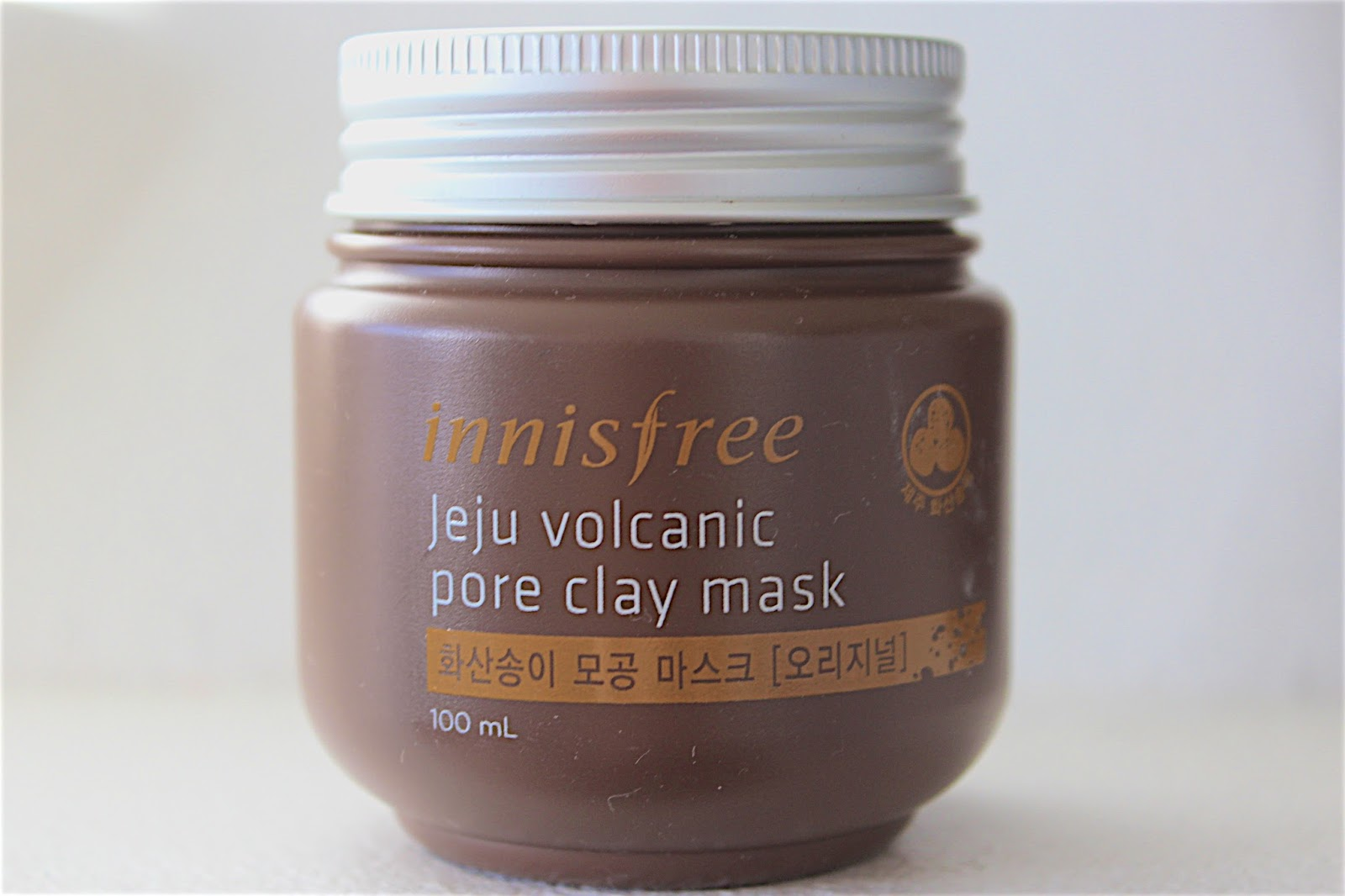 Review of Innisfree Jeju Volcanic Pore Clay Mask