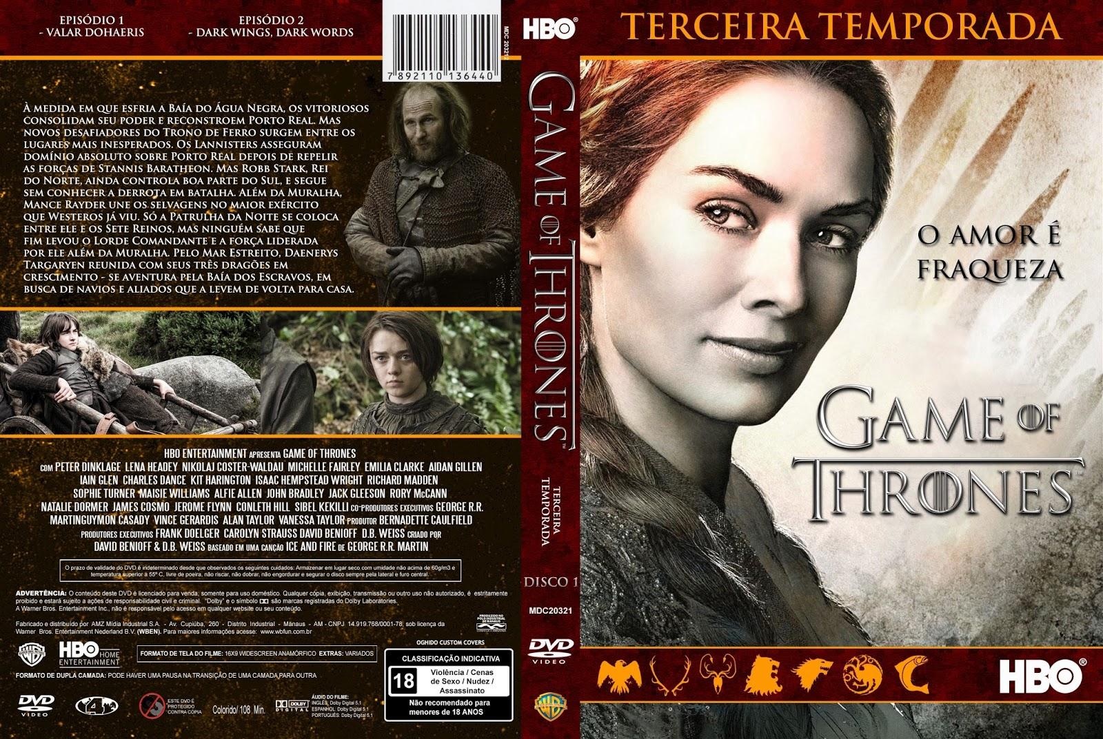 Game of Thrones Season 1 [ ] Torrent Download - MSGTorrents