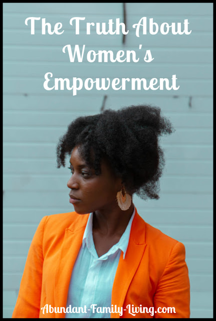 The Truth About Women's Empowerment