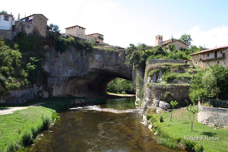 Puentedey, uno de los pueblos más bonitos de Burgos
