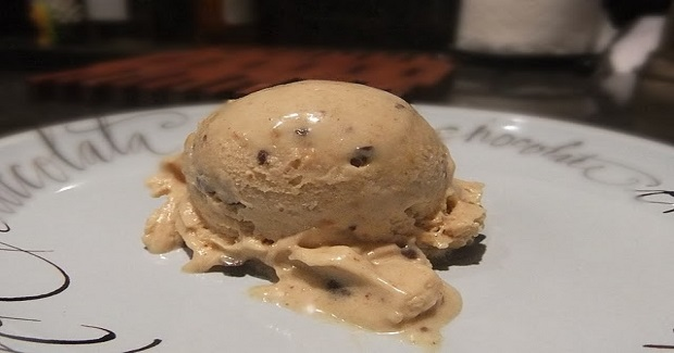 Banana Peanut Butter Mock Ice Cream Recipe