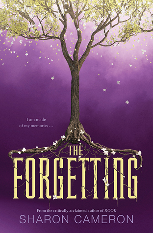 The Forgetting Sharon Cameron Cover