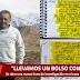 """CUADERNOS K: OTRO CHOFER RECONOCIÓ QUE LLEVÓ UN BOLSO CON TRAVAS A """"LA ROSADITA""""."""