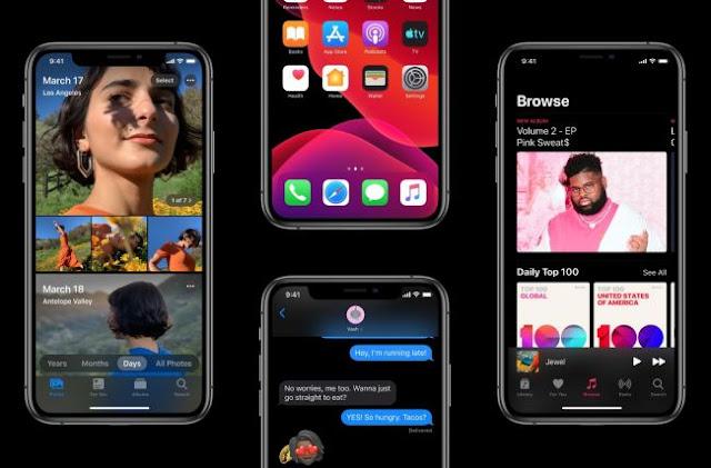 Cara Install iOS 13 Public Beta di iPhone Anda dengan benar + Gambar 2019