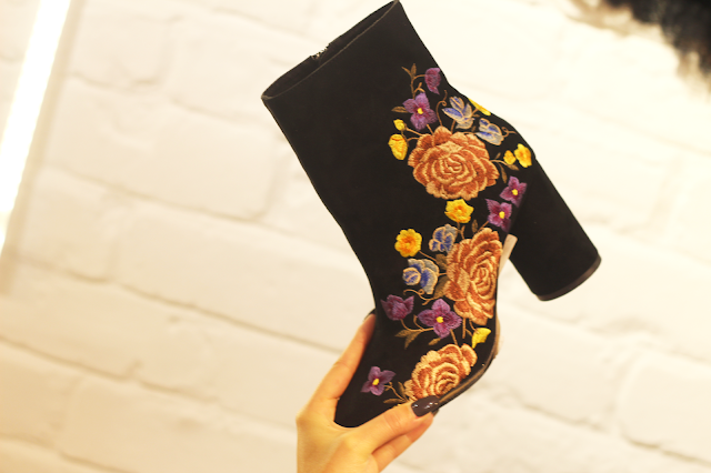 embroidered boots river island 2016