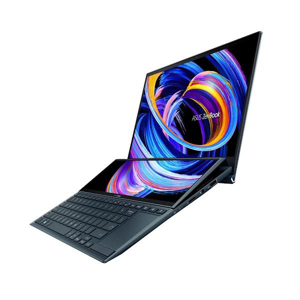 ASUS ZenBook Duo 14, com dois ecrãs, já disponível em Portugal