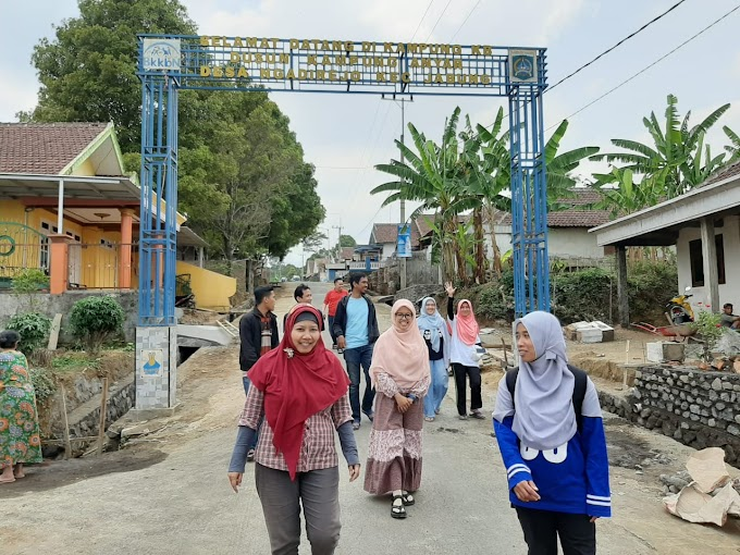 Jalan-jalan Emak Guru ke Desa Wisata Malang Watu Payung, Jabung