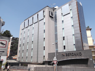 The smart and modern NH Bergamo hotel