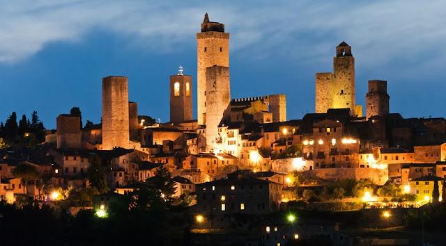 Onde ficar em San Gimignano