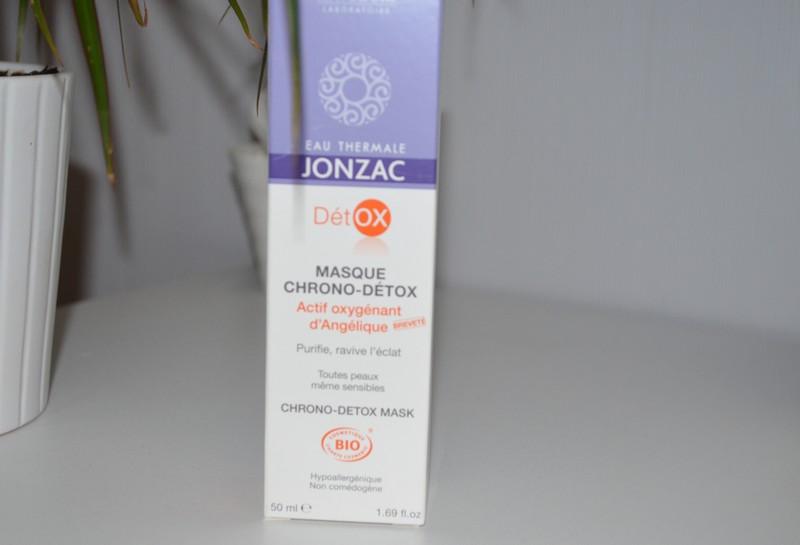 Léa Nature, Jonzac, masque détox , blog beauté