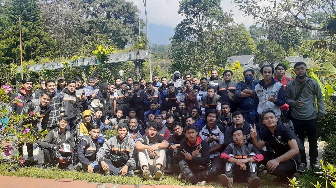 touring bareng Komunitas Yamaha R15 Bogor