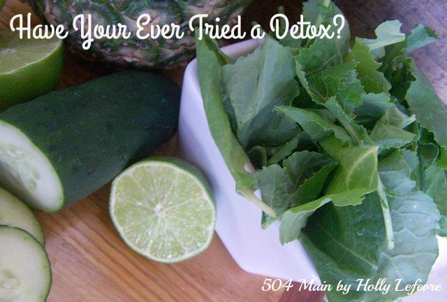 detox, health