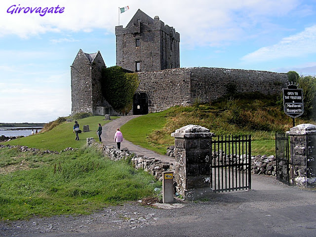 dunguaire castle irlanda