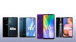 Easy on Pocket and Heavy on Features – Top Phones of 2020 under RS 30,000